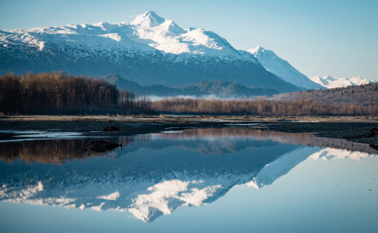 Chilkat River | Photo by Colin Arisman