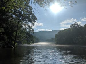 Lower Youghiogheny | Photo by Mountain Watershed Association