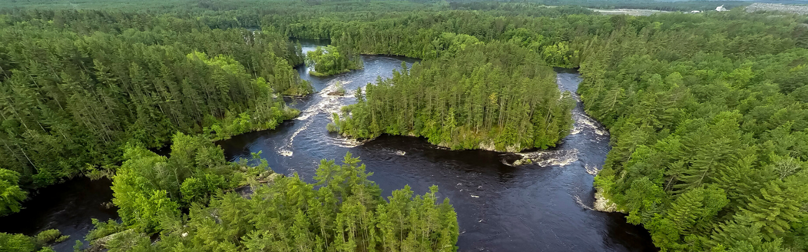 Menominee River | Photo by Bob Wick, BLM